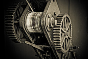 Stock Prints - The Winch Print by John Buxton