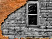 Brick Prints - The Window of Despair Print by Thomas Young