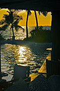 The Window To Fiji Print by Susan Wells
