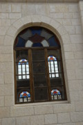 Synagogue Photo Originals - The Windows Of Jerusalem-1 by Alex Kantor