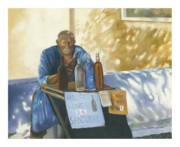 Dappled Light Originals - The Wineseller by Marlene Book
