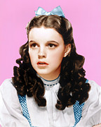 Judy Garland Prints - The Wizard Of Oz, Judy Garland, 1939 Print by Everett
