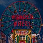 Chris Lord - The Wonder Wheel at Luna Park