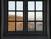 Window Panes Framed Prints - The World Is Waiting Framed Print by Odd Jeppesen
