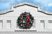 The Wreath Print by Christopher Holmes