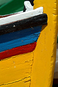 Europe Photo Originals - The Yellow Boat by Dias Dos Reis