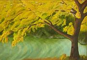 Julie Sauer - The Yellow Tree