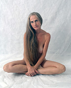 Nude Naked Female Nipple Women Breast Photos - The Yogi by N Taylor