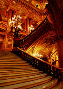 Staircase Originals - Theatre de LOpera by John Galbo