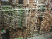 Ornately Art - These Ancient Walls by Cindy Nunn