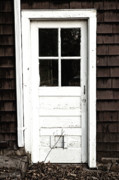 Old Doors Photos - Theyre Gone by Ross Powell