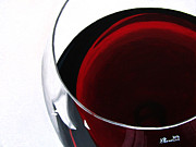 Red Wine Paintings - Thirsty? by Kayleigh Semeniuk