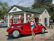 4th July Digital Art - This Dream We Still Pursue .... by Rat Rod Studios