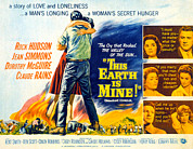 Robbins Framed Prints - This Earth Is Mine, Dorothy Mcguire Framed Print by Everett