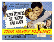 Curt Prints - This Happy Feeling, Debbie Reynolds Print by Everett