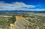 Mesa Verde Photos - This is Colorado No. 3 - Mesa Verde Vista by Paul W Sharpe Aka Wizard of Wonders