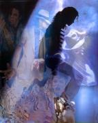 Michael Jackson Art - This Is It by Leah Devora