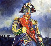 Lord Nelson Paintings - This is Lord Nelson by Rebecca Williams