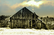 Barn Art - This Old Barn by Bill Cannon