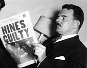 Headlines Posters - Thomas Dewey, Made Headlines Poster by Everett