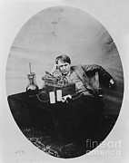Stock Ticker Prints - Thomas Edison, American Inventor Print by U.S. Department of the Interior