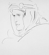 20th Century Art - Thomas Edward Lawrence by Granger