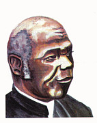 Thomas Joseph Marshall Print by Emmanuel Baliyanga