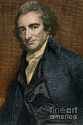 Common Sense Posters - Thomas Paine, American Patriot Poster by Photo Researchers