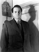 Novelist Framed Prints - Thomas Wolfe (1900-1938) Framed Print by Granger