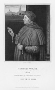 Statesman Framed Prints - Thomas Wolsey (1475?-1530) Framed Print by Granger