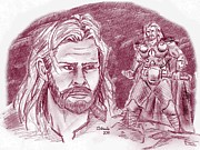 Chris  DelVecchio - Thor Odinson