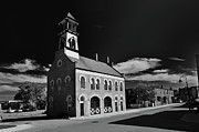 Skylines Photo Originals - Thorolds Old Fire Hall by Guy Whiteley