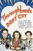 Postv Photos - Thoroughbreds Dont Cry, Mickey Rooney by Everett