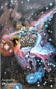 Universe - Thors Helmet Nebula by Augusta Stylianou