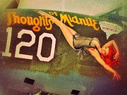 Military Aviation Art Photo Posters - Thoughts of midnite Poster by Shad Kingston