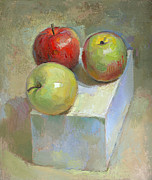 Yuri Yudaev - Three Apples. 2004