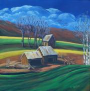 David Carter - Three Barns