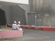 Tel Aviv Photos - Three Chefs by Stav Stavit Zagron