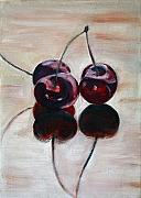 Sarah Lynch - Three Cherries
