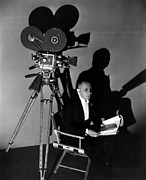 Ev-in Art - Three Faces East, Erich Von Stroheim by Everett