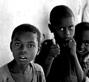 Documentary Photos - Three Orphan Boys by Mauricio Jimenez
