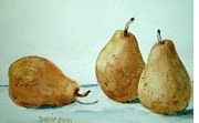 Barbra Joan  - Three Pears