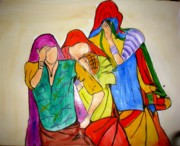 Sonali Singh - Three Rajasthani women...