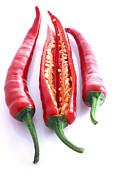 Simon Bratt Photography LRPS - Three red chilli