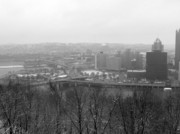Pittsburgh Art - Three Rivers by David Bearden