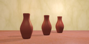 Gabiw Art - Three Vases