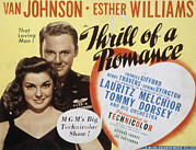 Esther Art - Thrill Of A Romance, Esther Williams by Everett