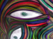 Through Other's Eyes Print by Dawn Hough Sebaugh