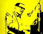 Ray Charles Art - Through The Eyes Of Love by Austin James