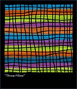Throw Prints - Throw Pillow Print by Douglas Ayers